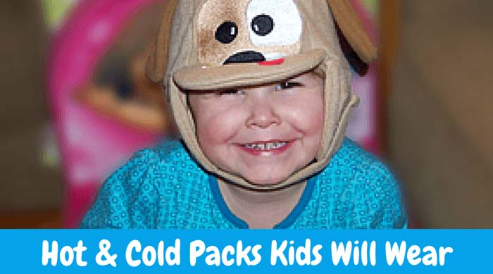 Are you a money saving mom? Want kids ice packs and hot & cold packs that they will actually wear? Cool Gel N Cap is the only first aid cap for kids and the fun cold & warm compress your kids will actually wear.