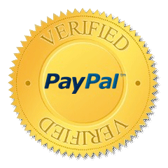 Cool Gel N Cap's website is authorized & secured through PayPal